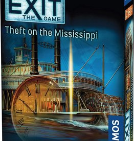 EXIT THE GAME THEFT ON THE MISSISSIPPI