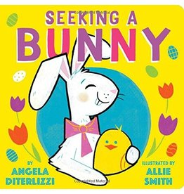 SIMON & SCHUSTER SEEKING A BUNNY BOARD BOOK