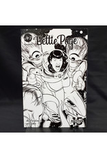BETTIE PAGE #2 20 COPY WILLIAMS B&W INCENTIVE VARIANT