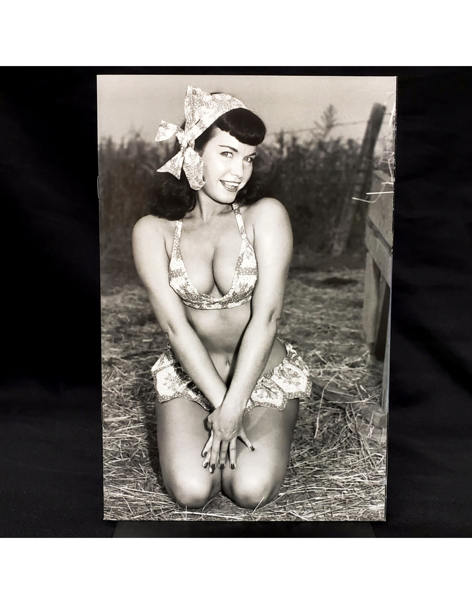 BETTIE PAGE #2 10 COPY PHOTO VIRGIN INCENTIVE VARIANT