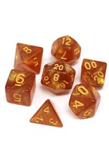 DIE HARD DICE DIE HARD DICE 7 CT RPG DICE SET - SUMMER SOLSTICE