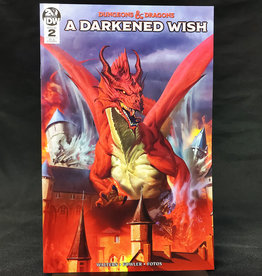 IDW PUBLISHING DUNGEONS & DRAGONS A DARKENED WISH #2 10 COPY INCENTIVE SWAID VARIANT