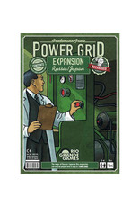 RIO GRANDE GAMES POWER GRID RECHARGED RUSSIA JAPAN