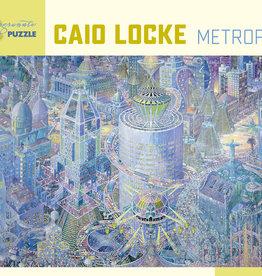 CAIO LOCKE METROPOLIS 1000 PIECE PUZZLE