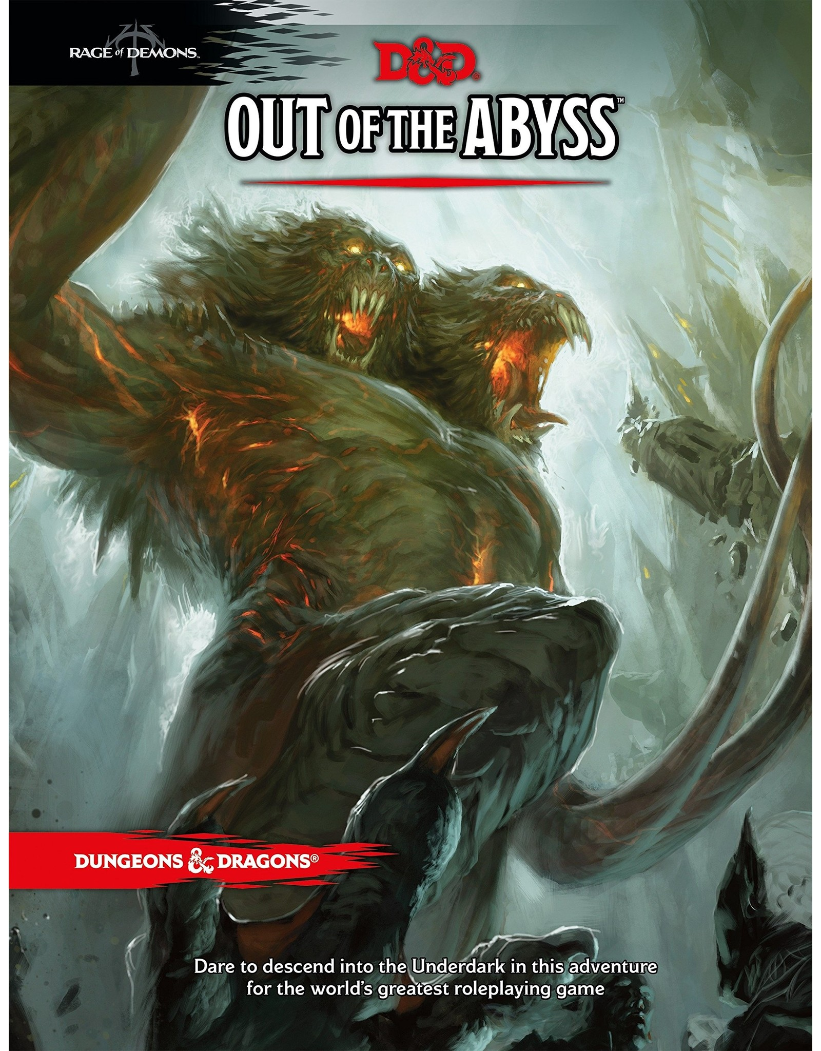 D&D RPG 5E OUT OF THE ABYSS