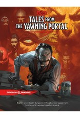 WIZARDS OF THE COAST DUNGEONS & DRAGONS RPG 5TH ED/NEXT TALES FROM THE YAWNING PORTAL