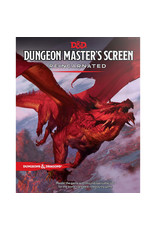 WIZARDS OF THE COAST DUNGEONS & DRAGONS RPG 5TH ED/NEXT DM SCREEN REINCARNATED