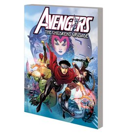 MARVEL COMICS YOUNG AVENGERS BY HEINBERG CHEUNG TP CHILDRENS CRUSADE