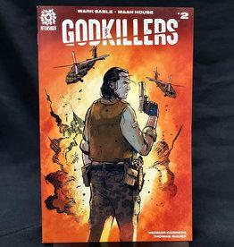 AFTERSHOCK COMICS GODKILLERS #2 10 COPY COLAK INCENTIVE VARIANT