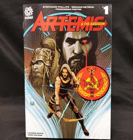 AFTERSHOCK COMICS ARTEMIS & ASSASSIN #1 15 COPY JOHNSON INCENTIVE VARIANT
