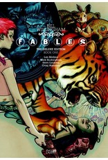 DC COMICS FABLES DELUXE EDITION HC VOL 01
