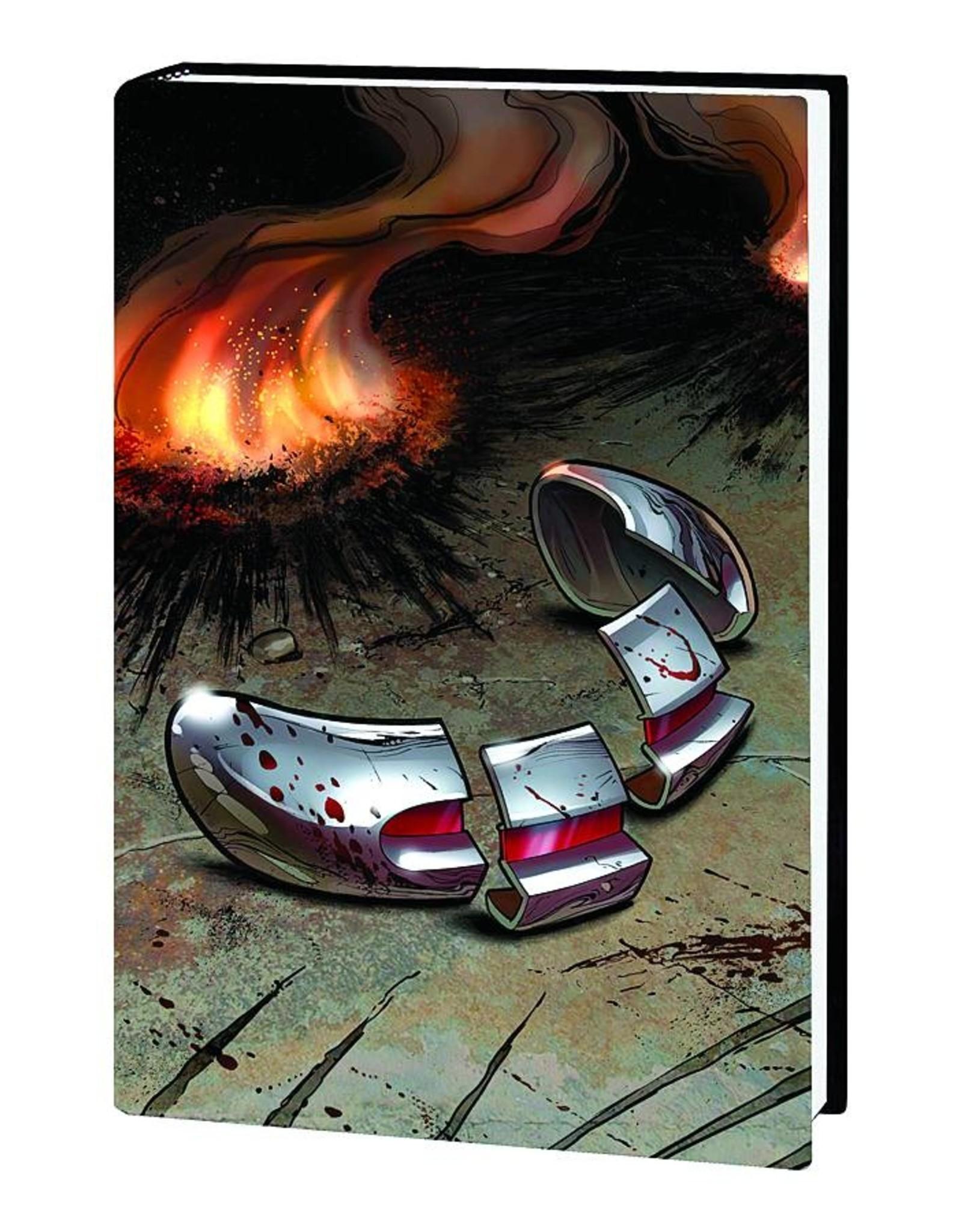 MARVEL COMICS X-MEN PRELUDE TO SCHISM PREM HC