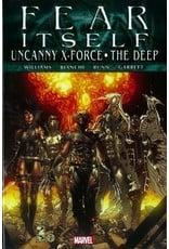 MARVEL COMICS FEAR ITSELF UNCANNY X-FORCE DEEP PREM HC
