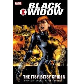 MARVEL COMICS BLACK WIDOW PREM HC ITSY-BITSY SPIDER DM ED VAR 78