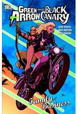 DC COMICS GREEN ARROW BLACK CANARY VOL 2 FAMILY BUSINESS TP