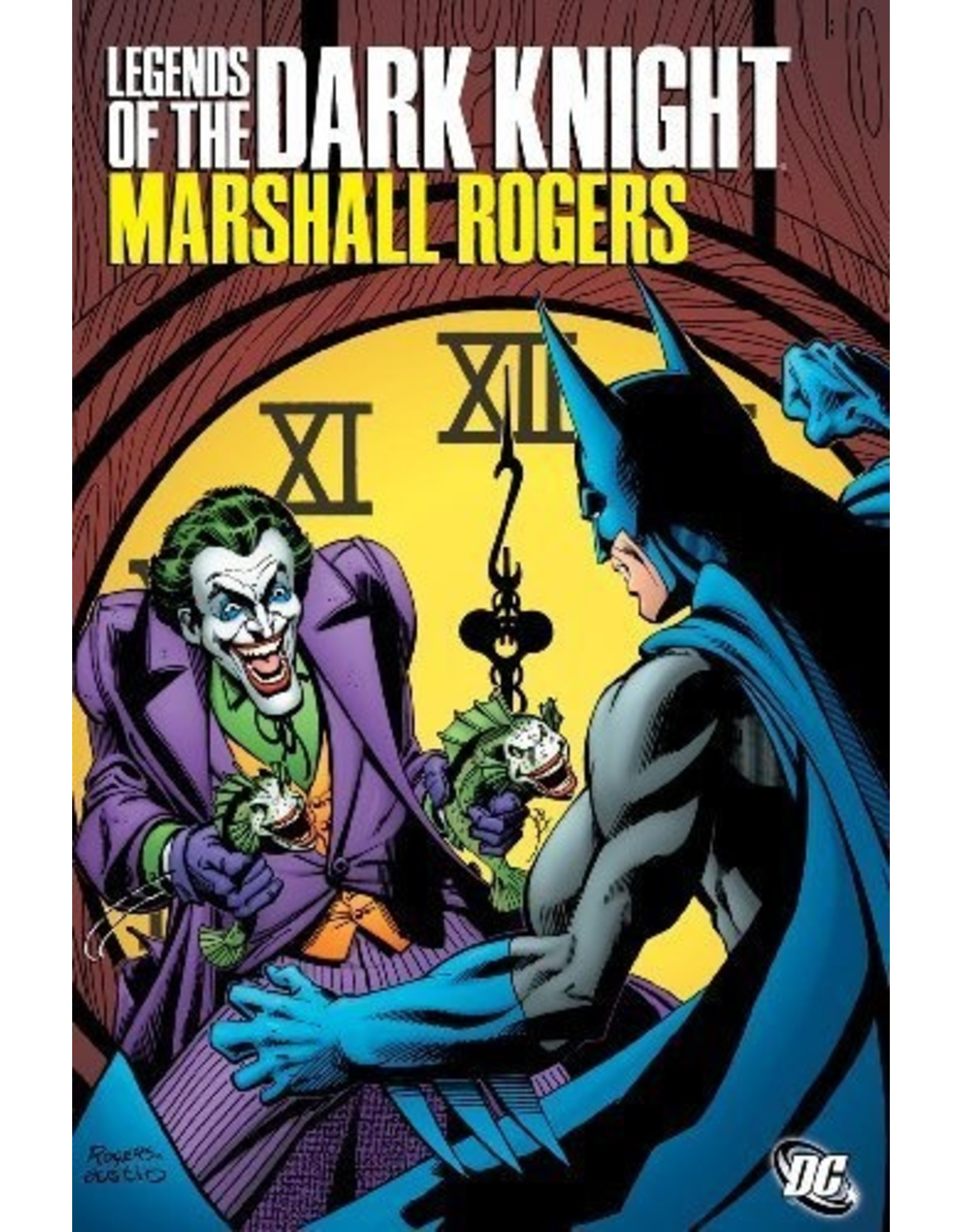 DC COMICS LEGENDS OF THE DARK KNIGHT MARSHALL ROGERS HC (OOP SEALED)
