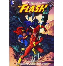 DC COMICS FLASH OMNIBUS BY GEOFF JOHNS HC #3 (OOP SEALED)