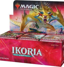 WIZARDS OF THE COAST IKORIA LAIR OF THE BEHEMOTH MTG BOOSTER BOX