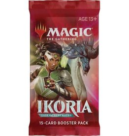 WIZARDS OF THE COAST IKORIA LAIR OF THE BEHEMOTH MTG BOOSTER PACK