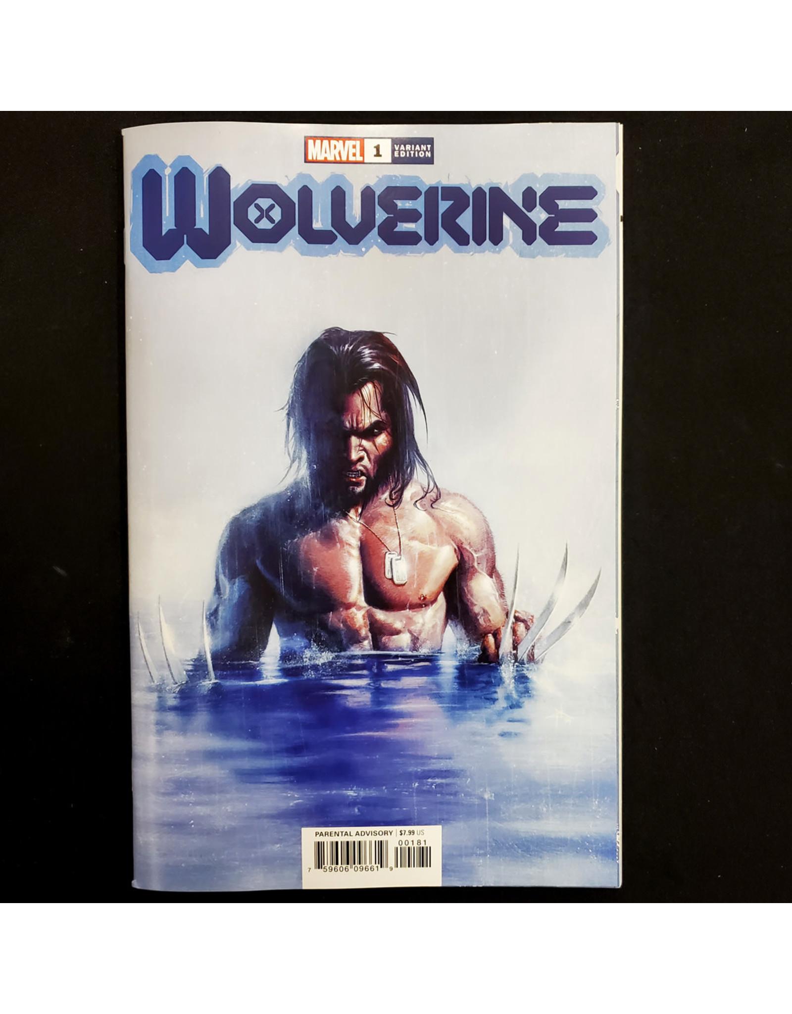 MARVEL COMICS WOLVERINE #1 DELLOTTO VARIANT DX