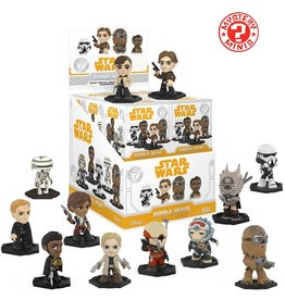 FUNKO STAR WARS SOLO MYSTERY MINI BMB