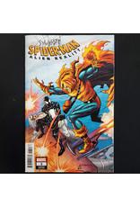 MARVEL COMICS SYMBIOTE SPIDER-MAN ALIEN REALITY #3 (OF 5) SAVIUK VAR