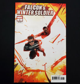 MARVEL COMICS FALCON & WINTER SOLDIER #1 (OF 5) BENGAL VARIANT
