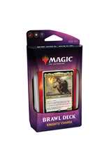 WIZARDS OF THE COAST THRONE OF ELDRAINE BRAWL DECK - KNIGHTS' CHARGE