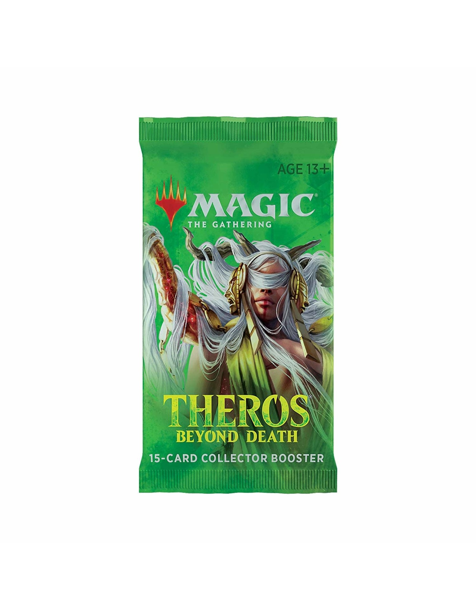 WIZARDS OF THE COAST MTG TCG THEROS BEYOND DEATH COLLECTOR BOOSTER PACK