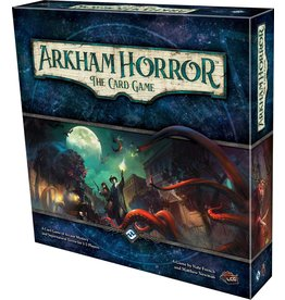 FANTASY FLIGHT GAMES ARKHAM HORROR LCG BASE SET