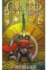 IDW PUBLISHING CANTO TP VOL 01 IF I ONLY HAD A HEART