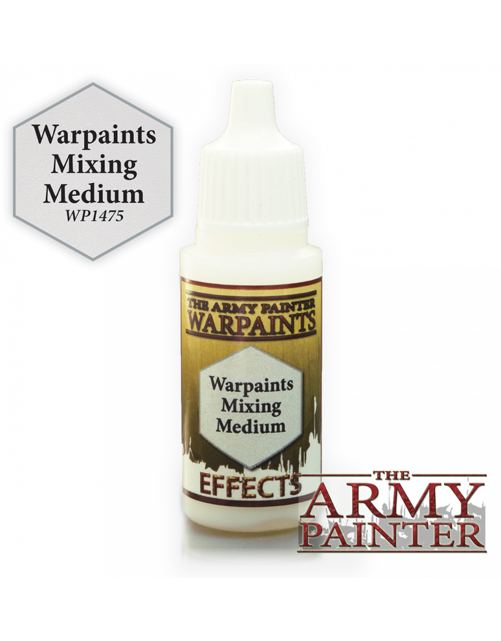 THE ARMY PAINTER ARMY PAINTER WARPAINTS EFFECTS MIXING MEDIUM