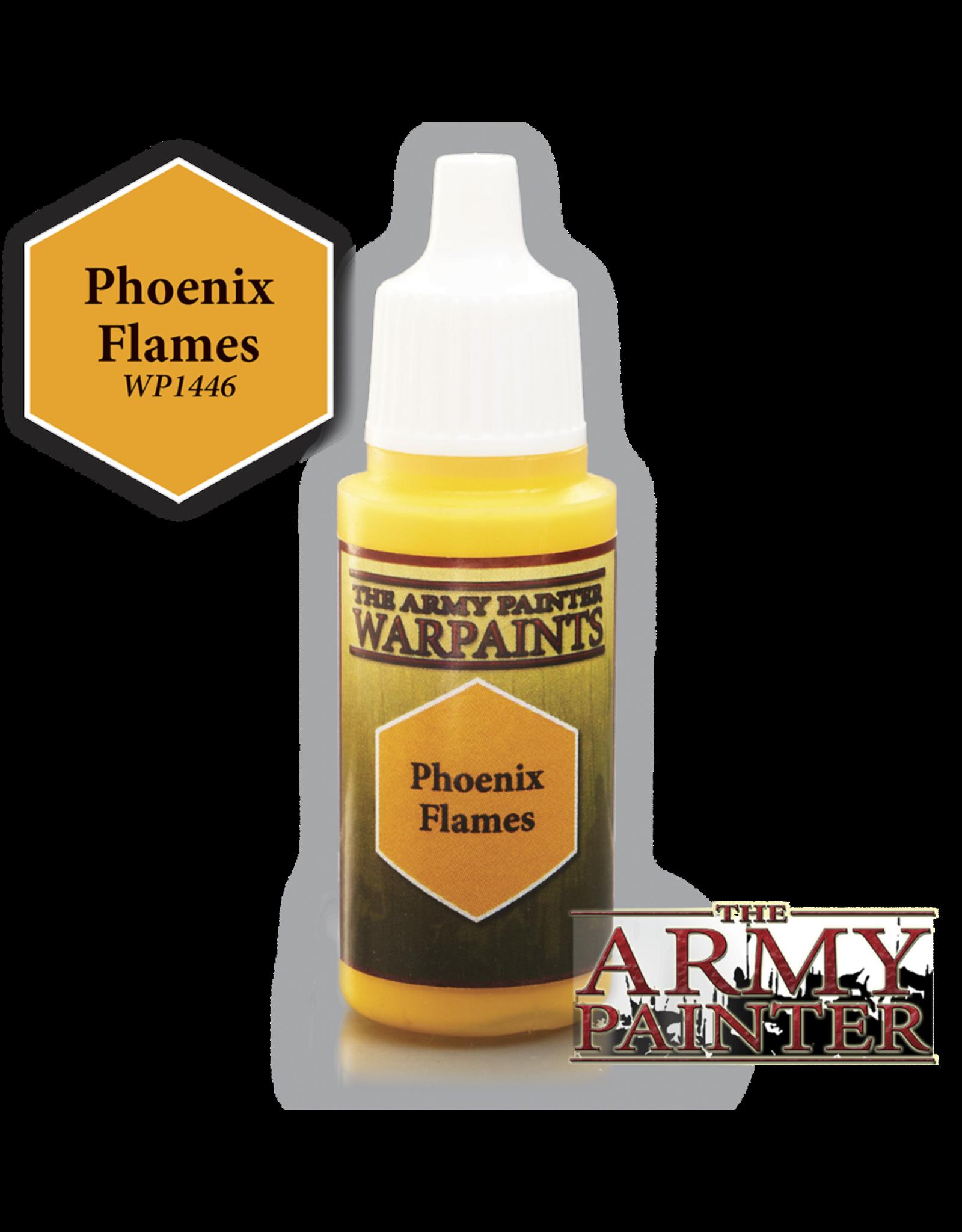 THE ARMY PAINTER ARMY PAINTER WARPAINTS PHOENIX FLAMES