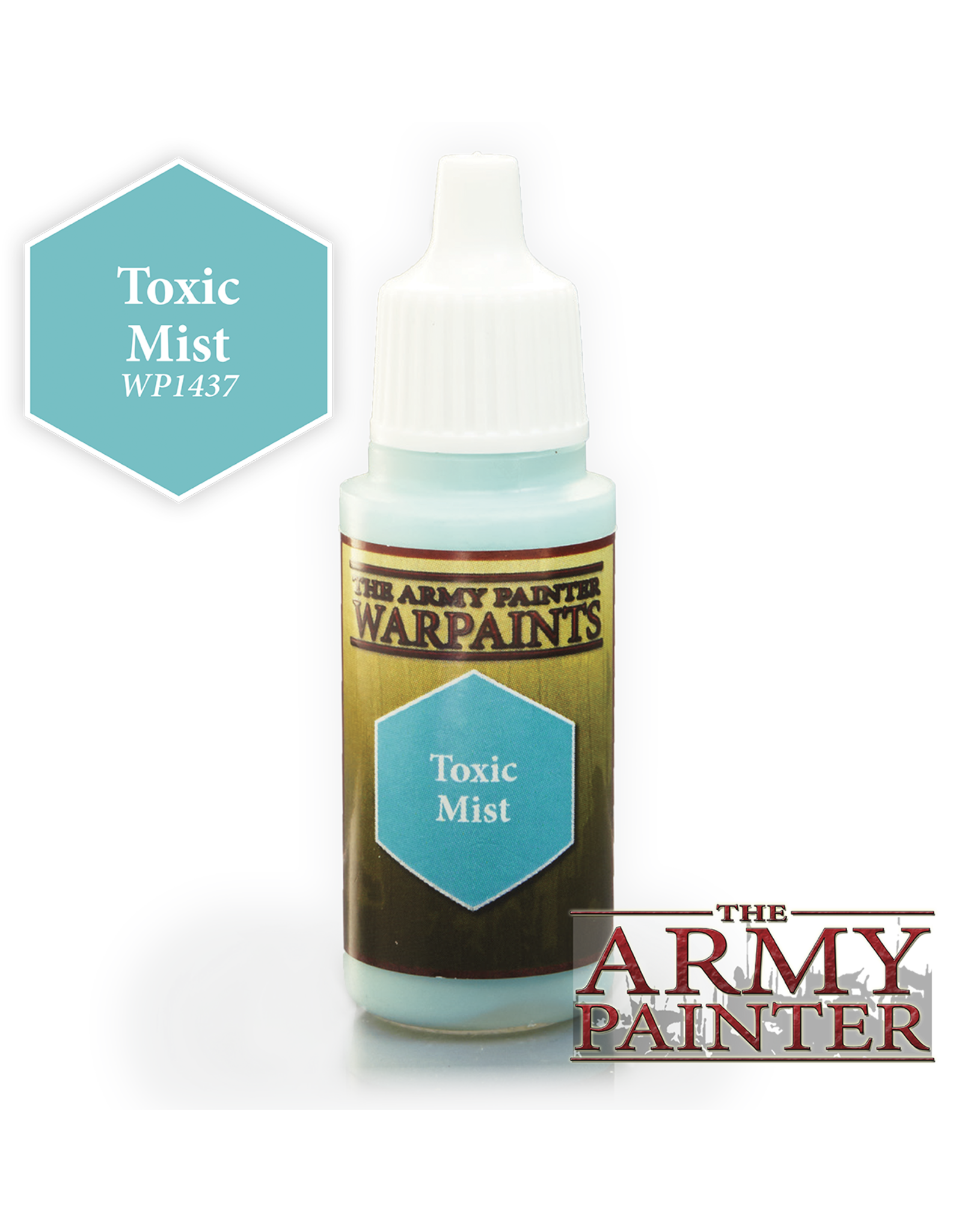 THE ARMY PAINTER ARMY PAINTER WARPAINTS TOXIC MIST