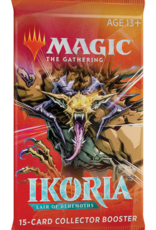 WIZARDS OF THE COAST MTG TCG IKORIA: LAIR OF BEHEMOTHS COLLECTOR BOOSTER PACK