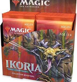 WIZARDS OF THE COAST IKORIA: LAIR OF BEHEMOTHS COLLECTOR BOOSTER BOX