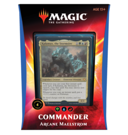 WIZARDS OF THE COAST IKORIA COMMANDER DECK ARCANE MAELSTROM