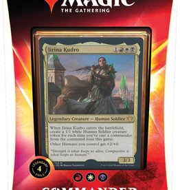 WIZARDS OF THE COAST IKORIA COMMANDER DECK RUTHLESS REGIMENT