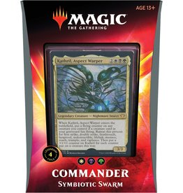 WIZARDS OF THE COAST IKORIA COMMANDER DECK SYMBIOTIC SWARM