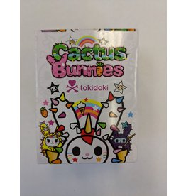 TOKIDOKI TOKIDOKI CACTUS BUNNIES MINI FIG BMB