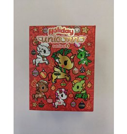 TOKIDOKI HOLIDAY UNICORNO & FRIENDS SERIES 1