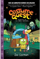 ONI PRESS INC. COSTUME QUEST HC INVASION OF CANDY SNATCHERS