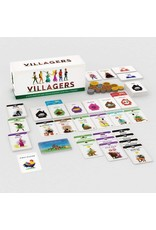 SINISTER FISH GAMES VILLAGERS