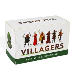 SINISTER FISH GAMES VILLAGERS KICKSTARTER EXPANSION PACK