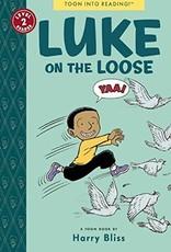 TOON BOOKS LUKE ON THE LOOSE