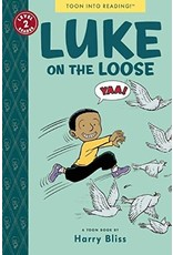 TOON BOOKS LUKE ON THE LOOSE