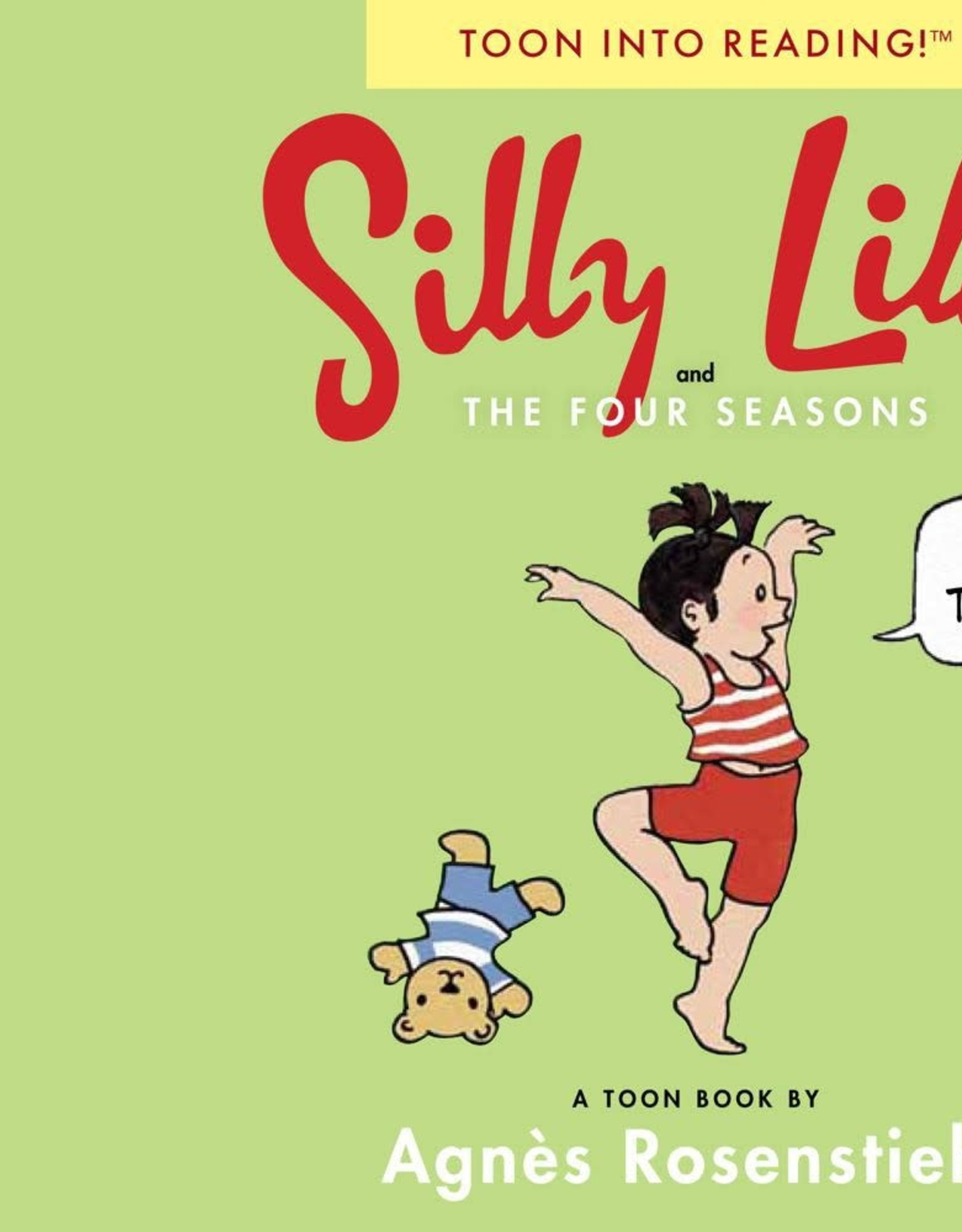 TOON BOOKS SILLY LILLY AND THE FOUR SEASONS