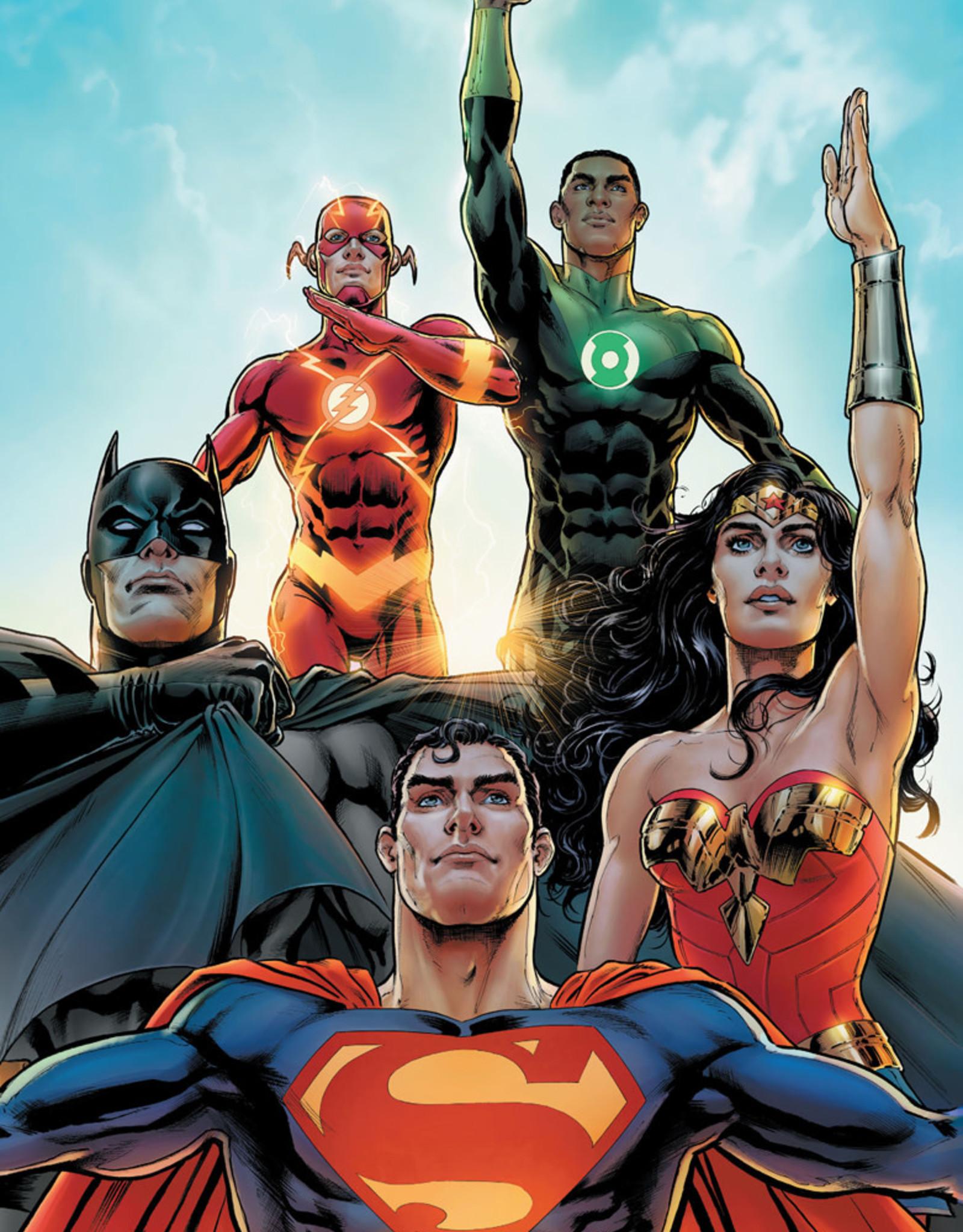 DC COMICS JUSTICE LEAGUE #44 VAR ED