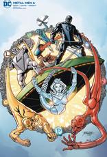 DC COMICS METAL MEN #6 (OF 12) GEORGE PEREZ VAR ED