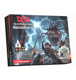 THE ARMY PAINTER NOLZUR'S MARVELOUS PIGMENTS MONSTERS PAINT SET